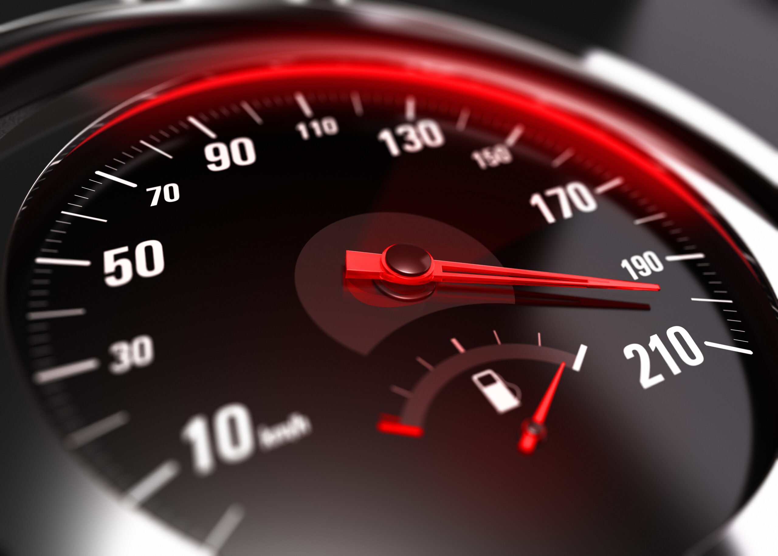 Pokuty za rychlost – absurdní útok na autopůjčovny